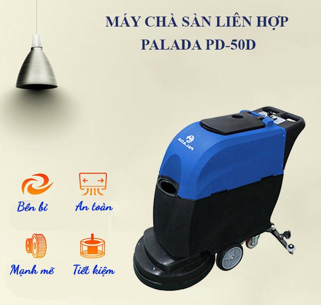 Palada PD-50D - Thiết kế hiện đại, vận hành bền bỉ
