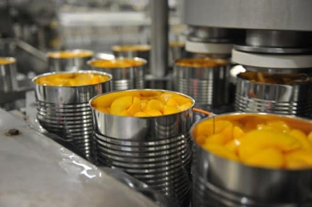 máy dò kim loại băng tải dò kim loại trong thực phẩm