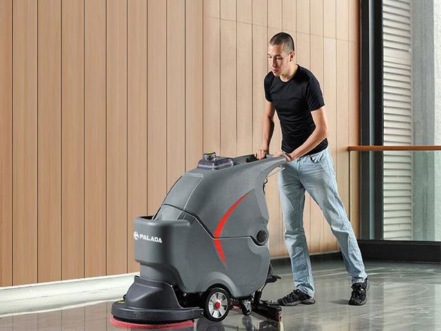 Hướng dẫn sử dụng máy chà sàn công nghiệp đúng cách