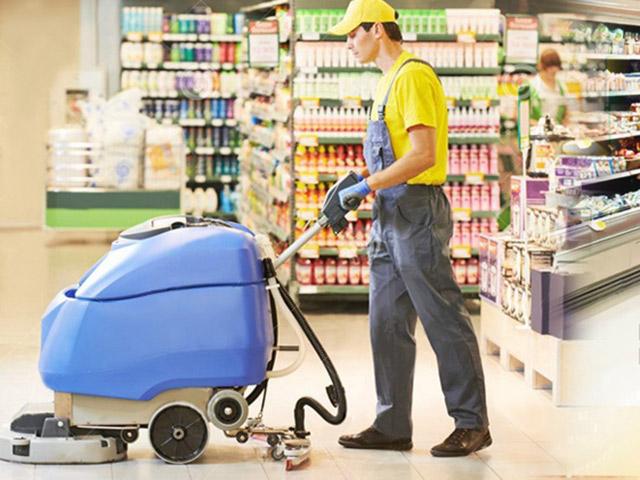 Lưu ý sử dụng máy chà sàn công nghiệp