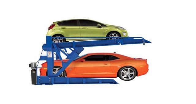Cầu nâng giữ xe
