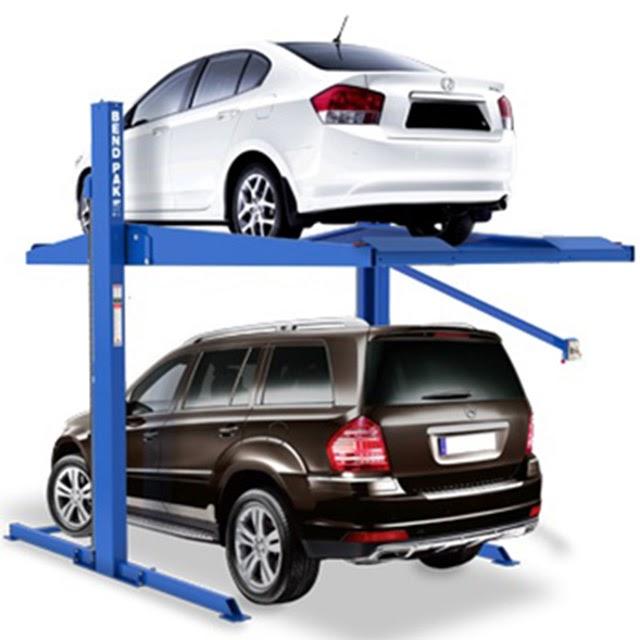 Cầu nâng giữ xe ô tô