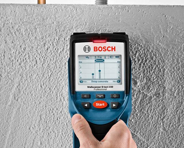 Bosch D-Tect 120 Professional
