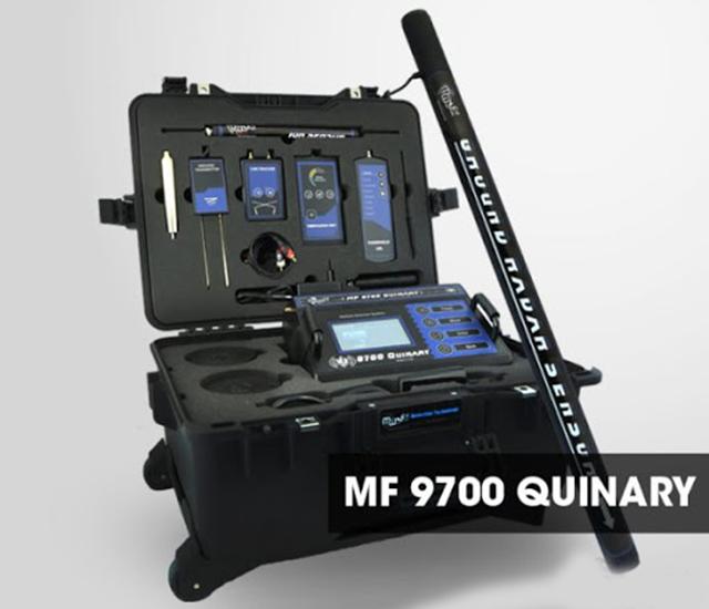 máy dò vàng MF 9700 QUINARY hiện đại