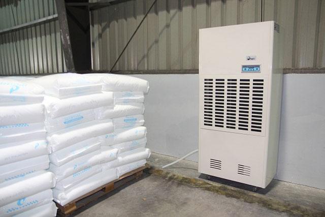 Thiết bị hút ẩm không khí công nghiệp