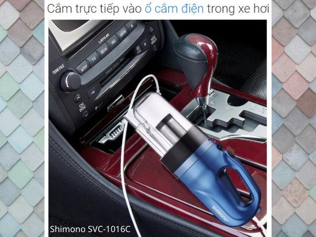 máy hút bụi Shimono SVC1016