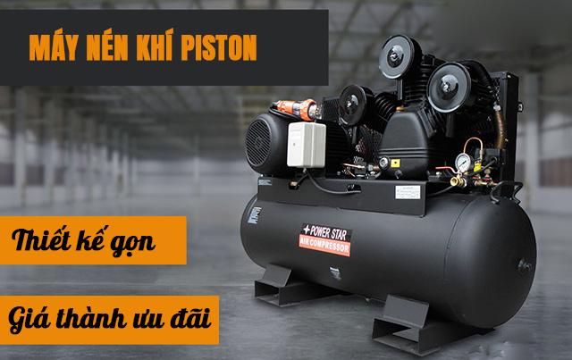 máy bơm khí nén piston