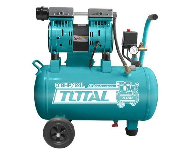 máy nén khí total 24l