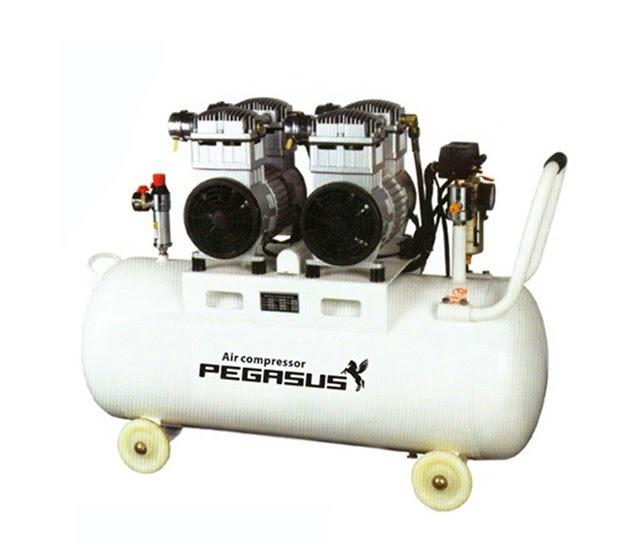 máy nén khí dùng trong nha khoa