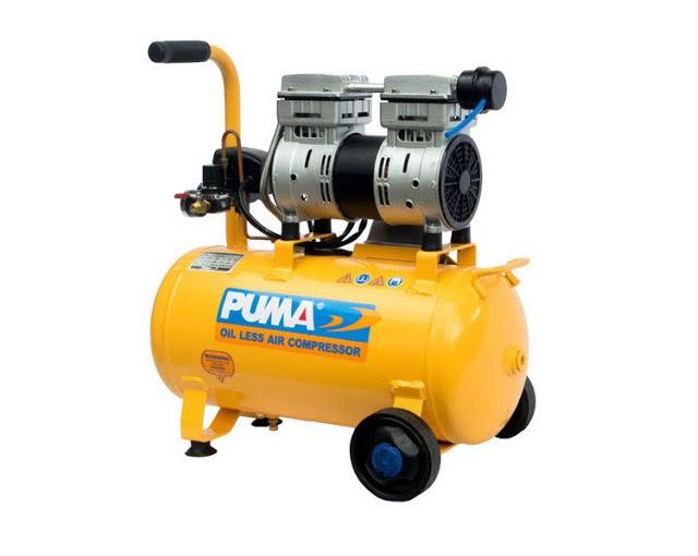 máy nén khí không dầu mini