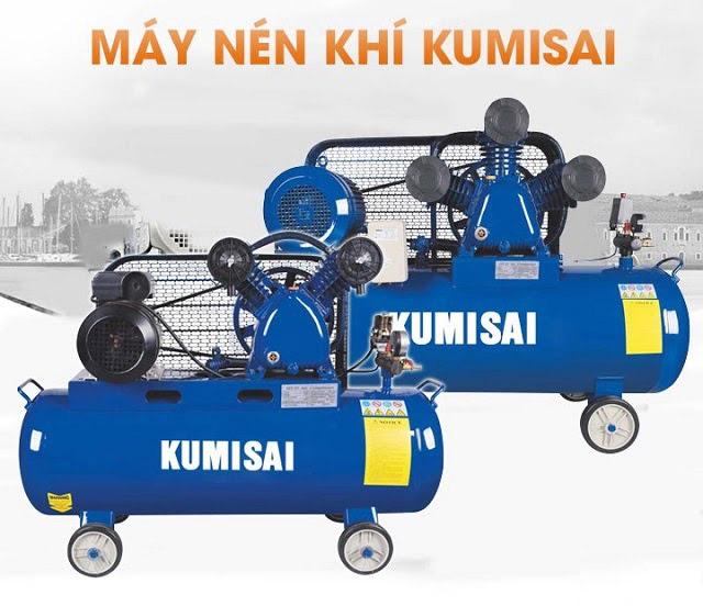 máy nén khí Kumisai