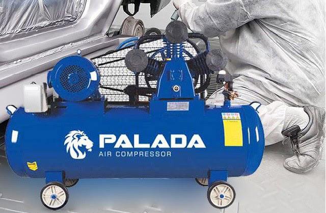 máy nén khí để rửa xe