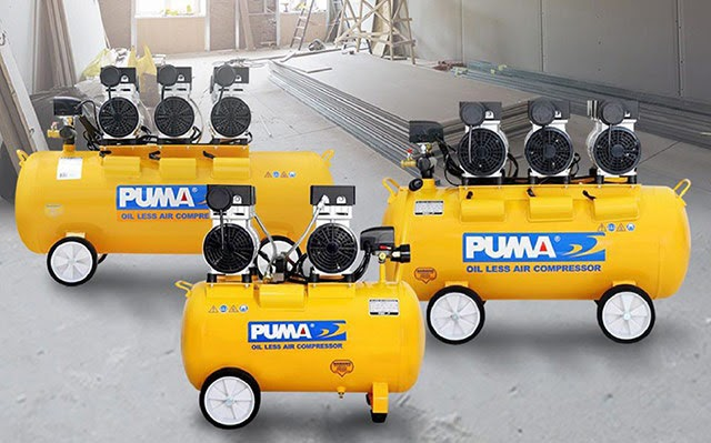 máy nén hơi piston Puma