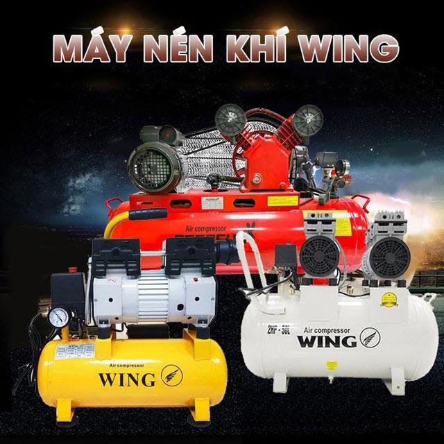 máy nén khí dùng cho rửa xe