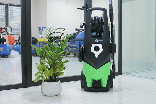 Máy rửa xe gia đình thương hiệu IPC mang lại nhiều lợi ích cho người dùng