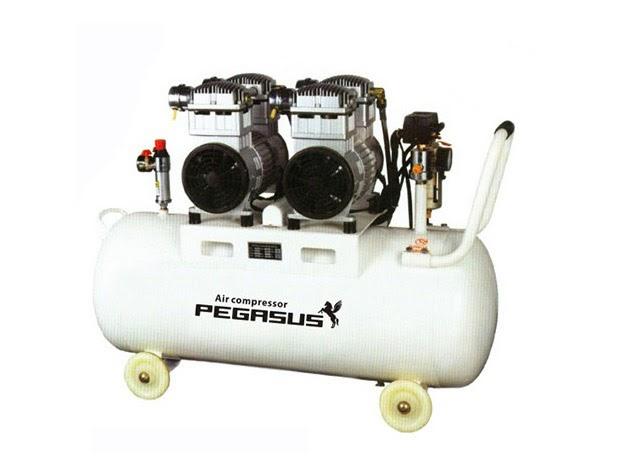 máy nén khí không dầu tphcm