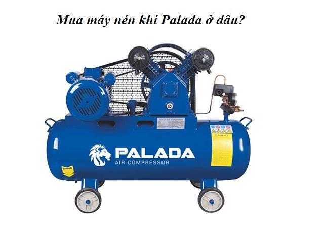 giá máy nén khí Palada
