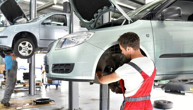 Tư vấn mở gara sửa chữa ô tô