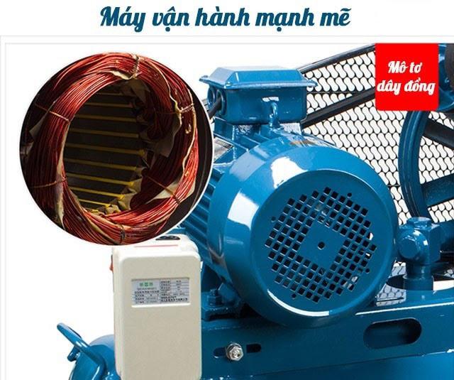 máy nén khí công nghiệp Kumisai