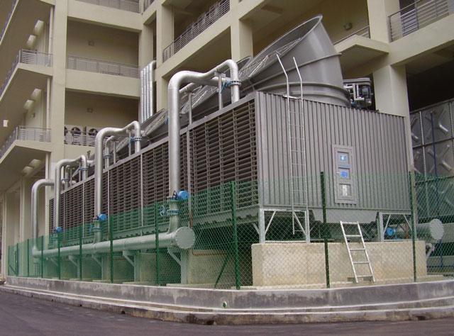 ưu điểm tháp giải nhiệt Truwater