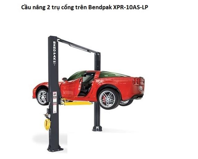 Cầu nâng 2 trụ Bendpak