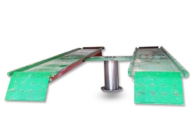 Cầu nâng một trụ
