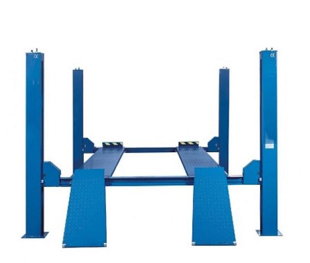 Cầu nâng 4 trụ