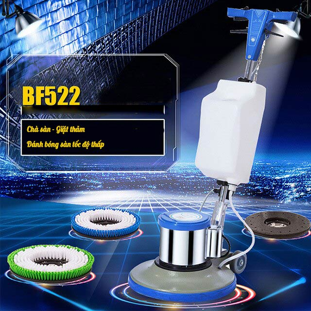 Model BF 522 sở hữu chức năng đa dạng
