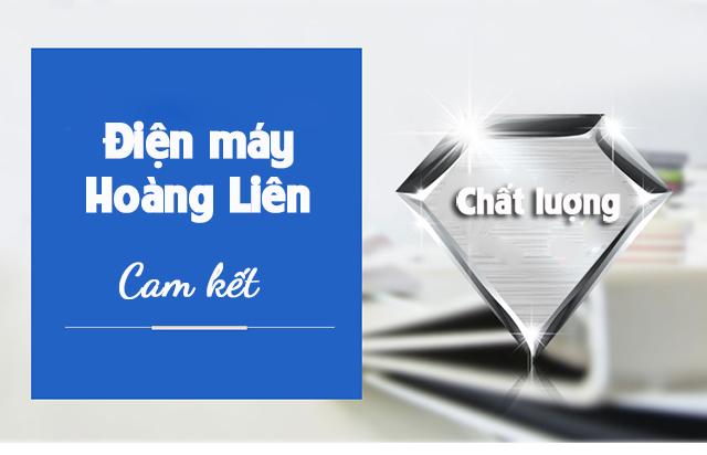 Điện máy Hoàng Liên là địa chỉ cung ứng máy lau sàn Kungfu Clean uy tín