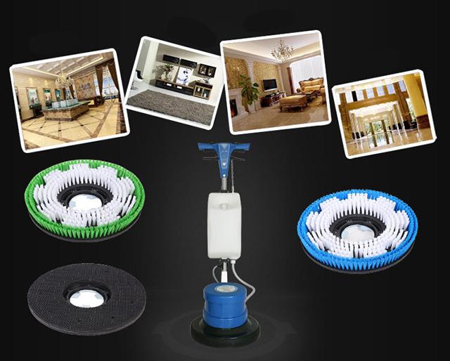 Cải thiện không gian sống với máy cọ rửa sàn đơn