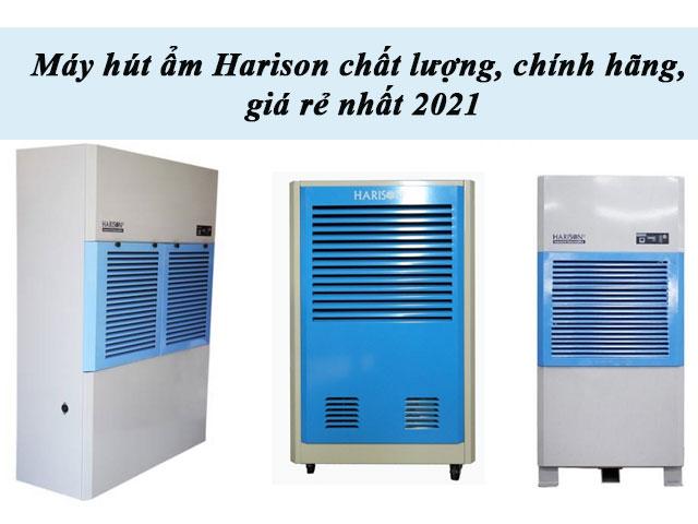 Máy hút ẩm Harison là dòng sản phẩm chất lượng cao