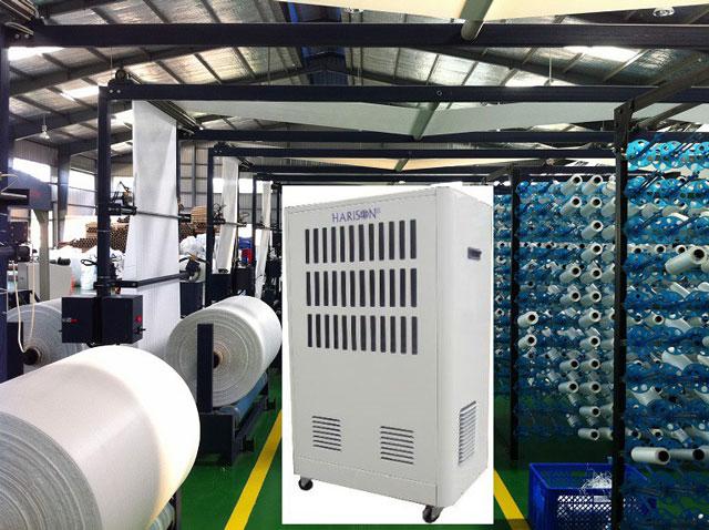 Những lưu ý khi sử dụng thiết bị hút độ ẩm công nghiệp