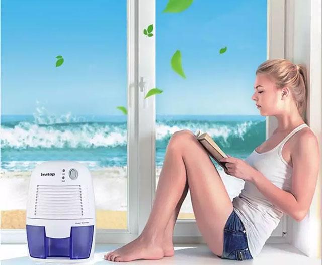 Nên dùng máy hút ẩm loại nào có độ ồn thấp
