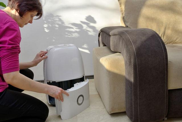 Sử dụng máy hút ẩm gia đình chất lượng sẽ giúp bạn tiết kiệm năng lượng