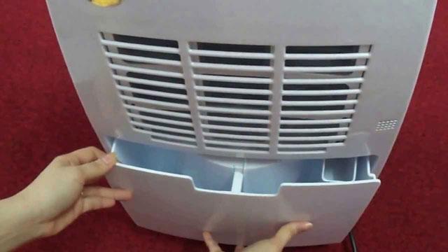 Bạn nên chọn mua những thiết bị hút ẩm Nhật có thiết kế tối ưu