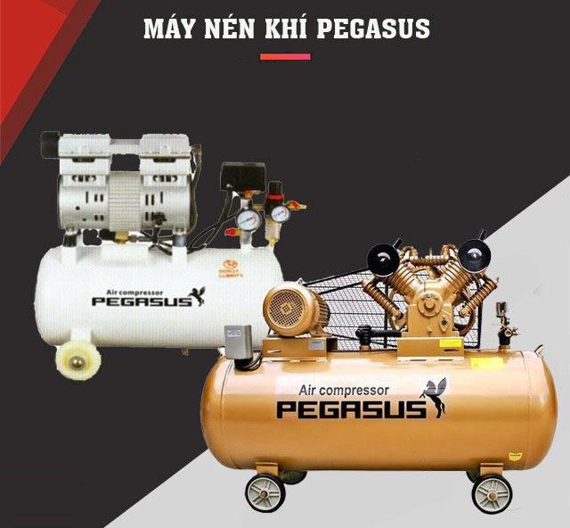 Model nén khí Pegasus
