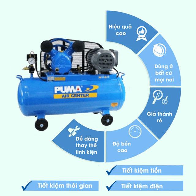 Puma GX-2100 - sự lựa chọn hàng đầu của người dùng