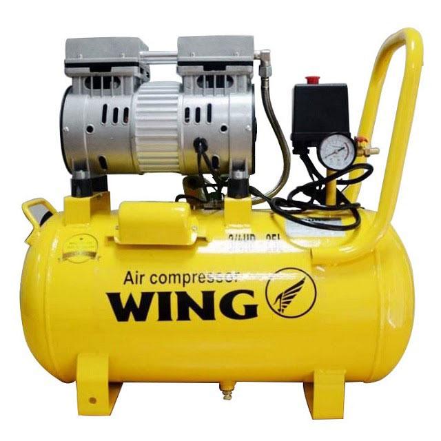 máy nén khí không dầu giảm âm wing tw-of550