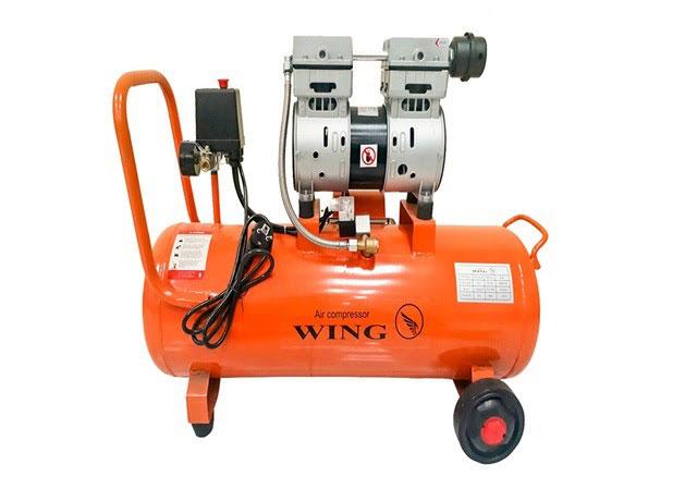 máy nén hơi không dầu giảm âm Wing TW-OF750