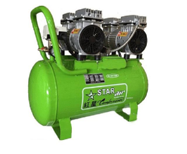 máy nén khí không dầu 50 lít