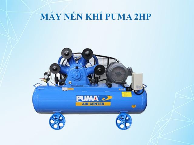 Máy nén khí Puma 2HP có tốt không?