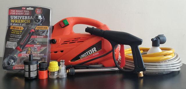 máy rửa xe Limotor MT802A