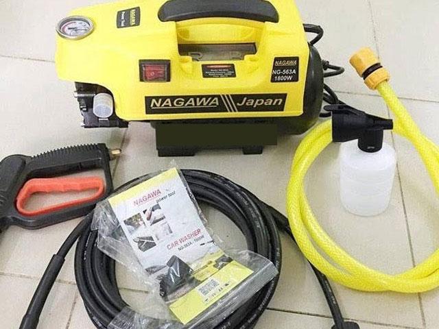 máy rửa xe Nagawa