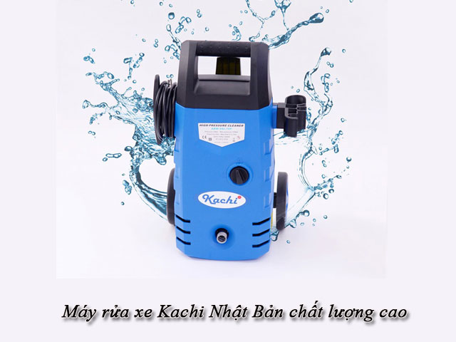 máy rửa xe kachi
