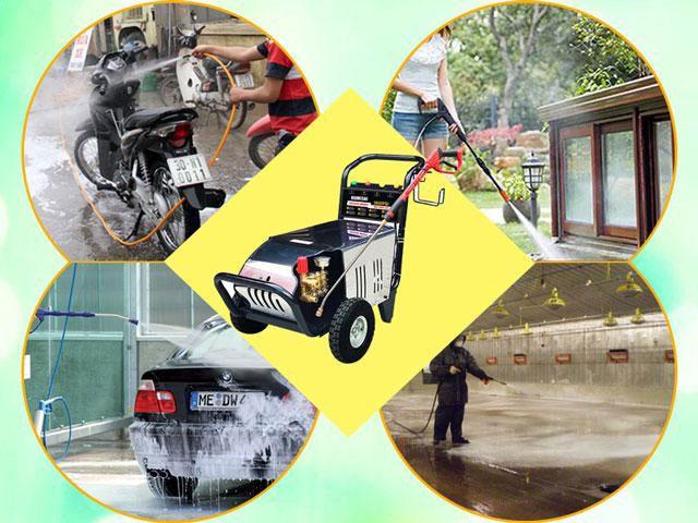 máy rửa xe kumisai chính hãng