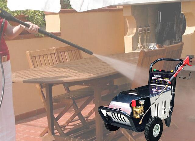 máy rửa xe kumisai giá rẻ