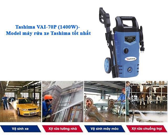 máy xịt rửa xe Tashima giá rẻ