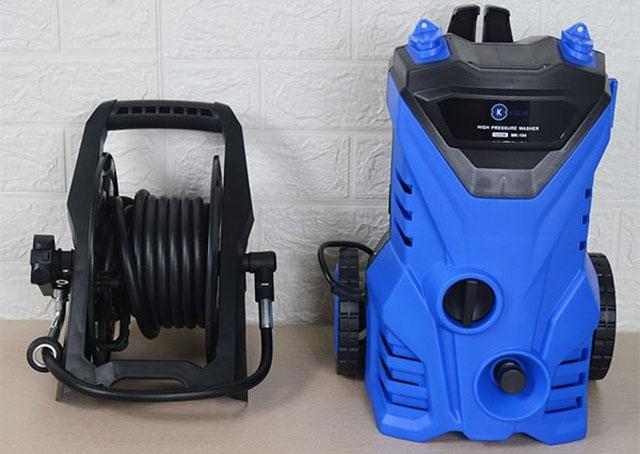 máy xịt rửa xe kachi