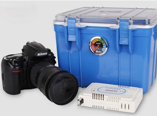 Thiết bị làm khô máy ảnh mini HC-36C