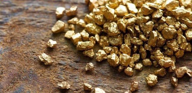 Cách phát hiện nơi có vàng